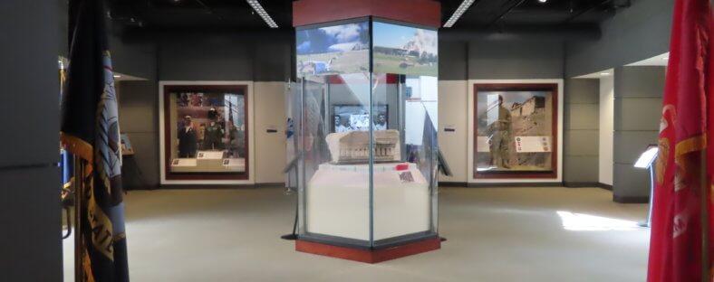 Undercroft Exhibit Hall