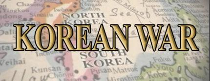 VWM website - Korean War tab for Va at War videos