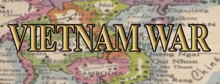 VWM website - Vietnam War tab for Va at War videos