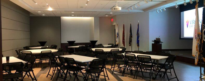 Veterans Hall East