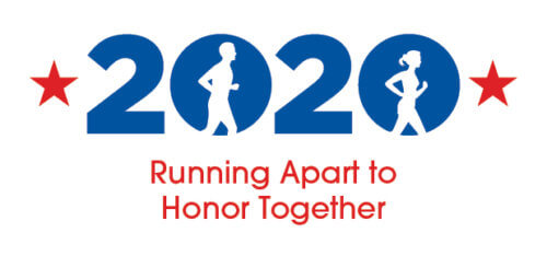 running apart to honor together